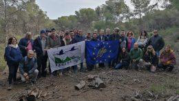 Imagen de grupo Jornada Científico-Técnica sobre y otras coníferas amenazadas en el entorno del Mediterráneo